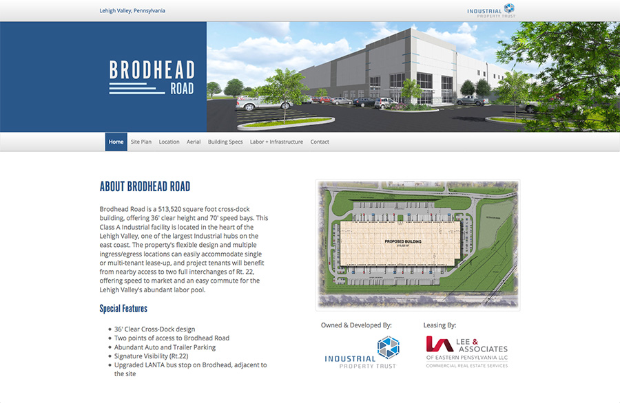 Lee & Associates - Brodhead Road