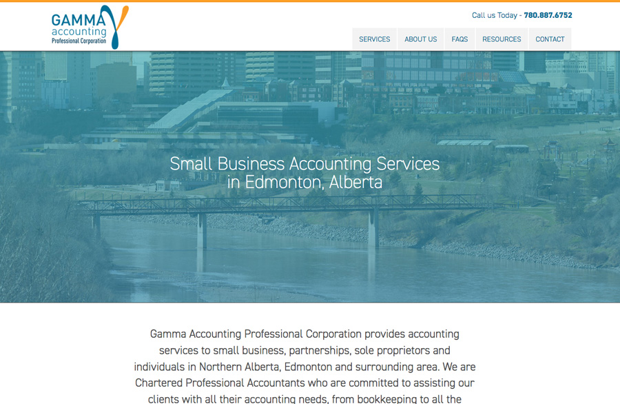 Gamma Accounting Professional Corporation