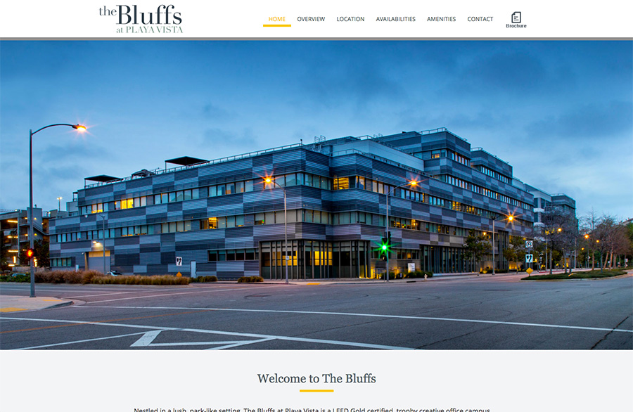 IDS Real Estate - The Bluffs at Playa Vista